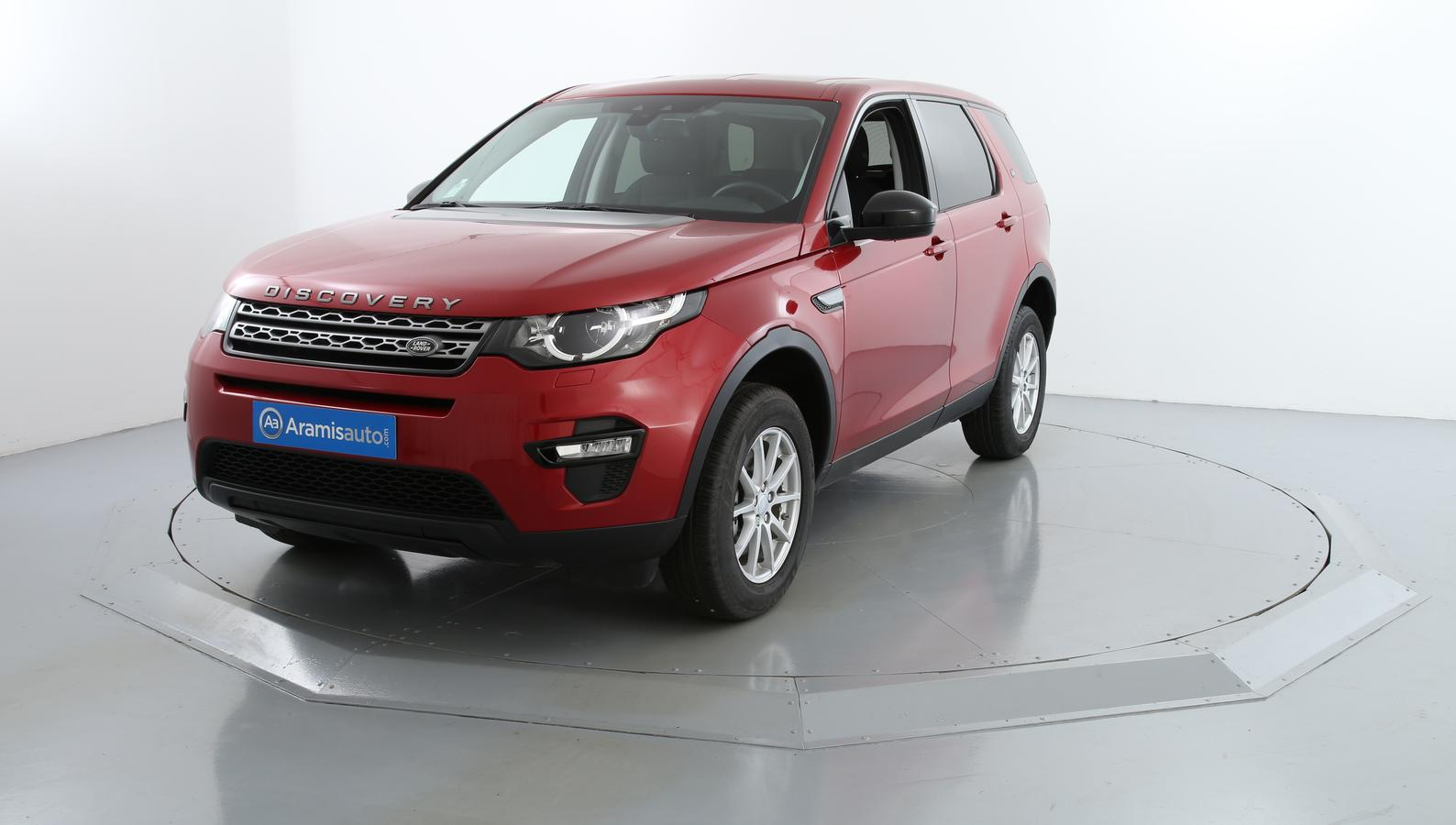 land rover discovery sport 4x4 et suv 5 portes. Black Bedroom Furniture Sets. Home Design Ideas