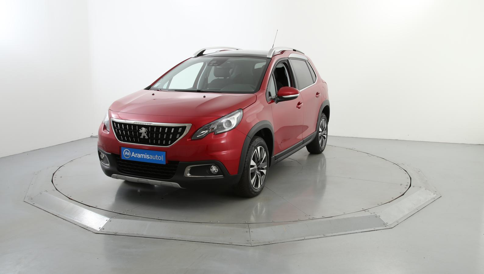 Peugeot 2008 Nouveau