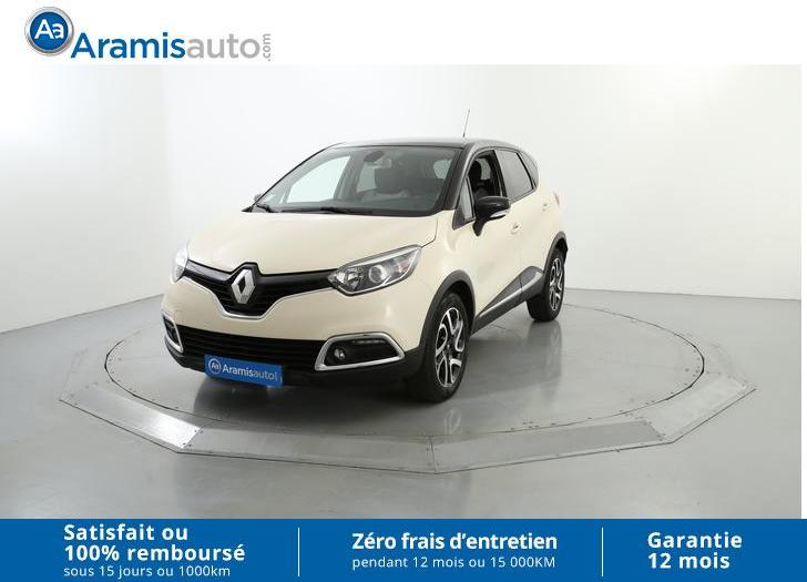 voiture renault captur dci 90 intens edc occasion diesel 2015 25937 km 15490 mauguio. Black Bedroom Furniture Sets. Home Design Ideas