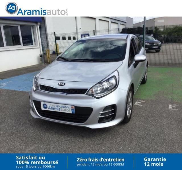 voiture kia rio 1 2l 84 ch isg premium occasion essence 2017 4807 km 13290 clermont. Black Bedroom Furniture Sets. Home Design Ideas