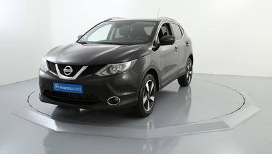 achat nissan qashqai 2009 neuve et occasion aramisauto. Black Bedroom Furniture Sets. Home Design Ideas