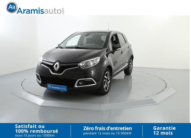 voiture renault captur tce 90 intens occasion essence 2014 33454 km 13490 orgeval. Black Bedroom Furniture Sets. Home Design Ideas