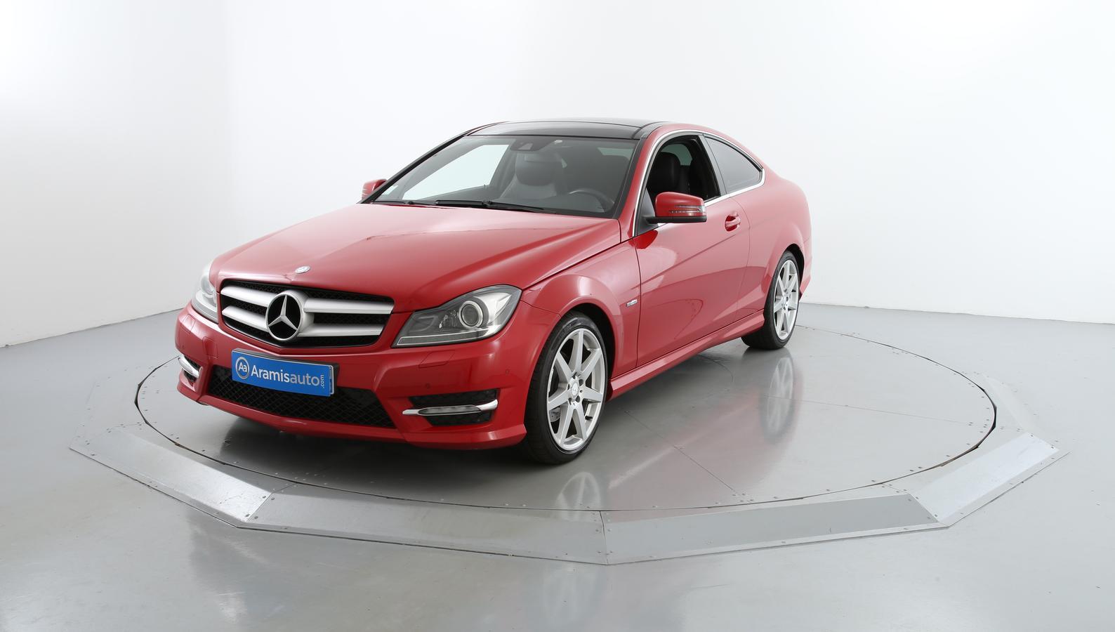 Mercedes CLASSE C COUPE SPORT