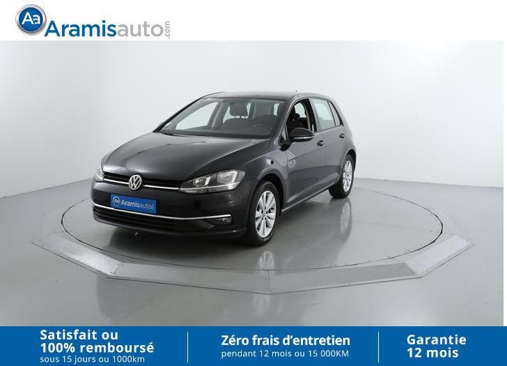 Volkswagen Golf Nouvelle Confortline +GPS Camera Suréquipée 17490 06250 Mougins