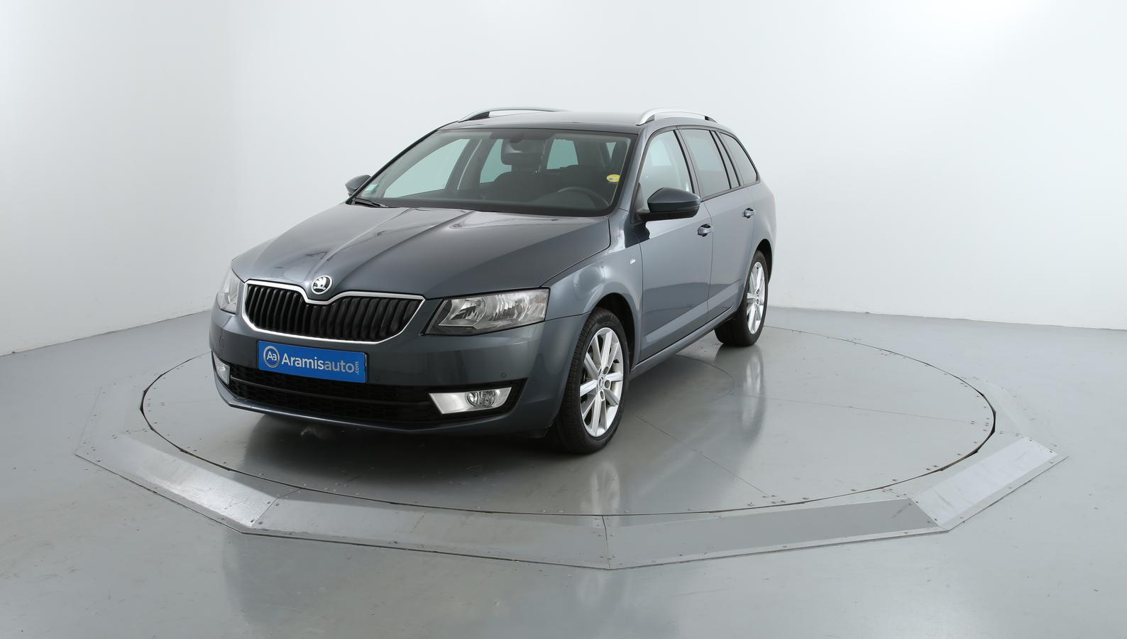 skoda octavia combi break 5 portes diesel 2 0 tdi 150 ch bo te manuelle finition. Black Bedroom Furniture Sets. Home Design Ideas