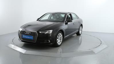 Audi A4 Nouvelle