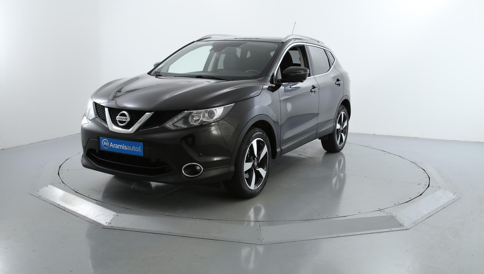 nissan qashqai 4x2 et suv 5 portes essence 1 2 dig. Black Bedroom Furniture Sets. Home Design Ideas