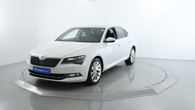 Skoda Superb Nouvelle