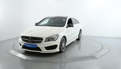 Mercedes CLA Shooting Brake Nouveau