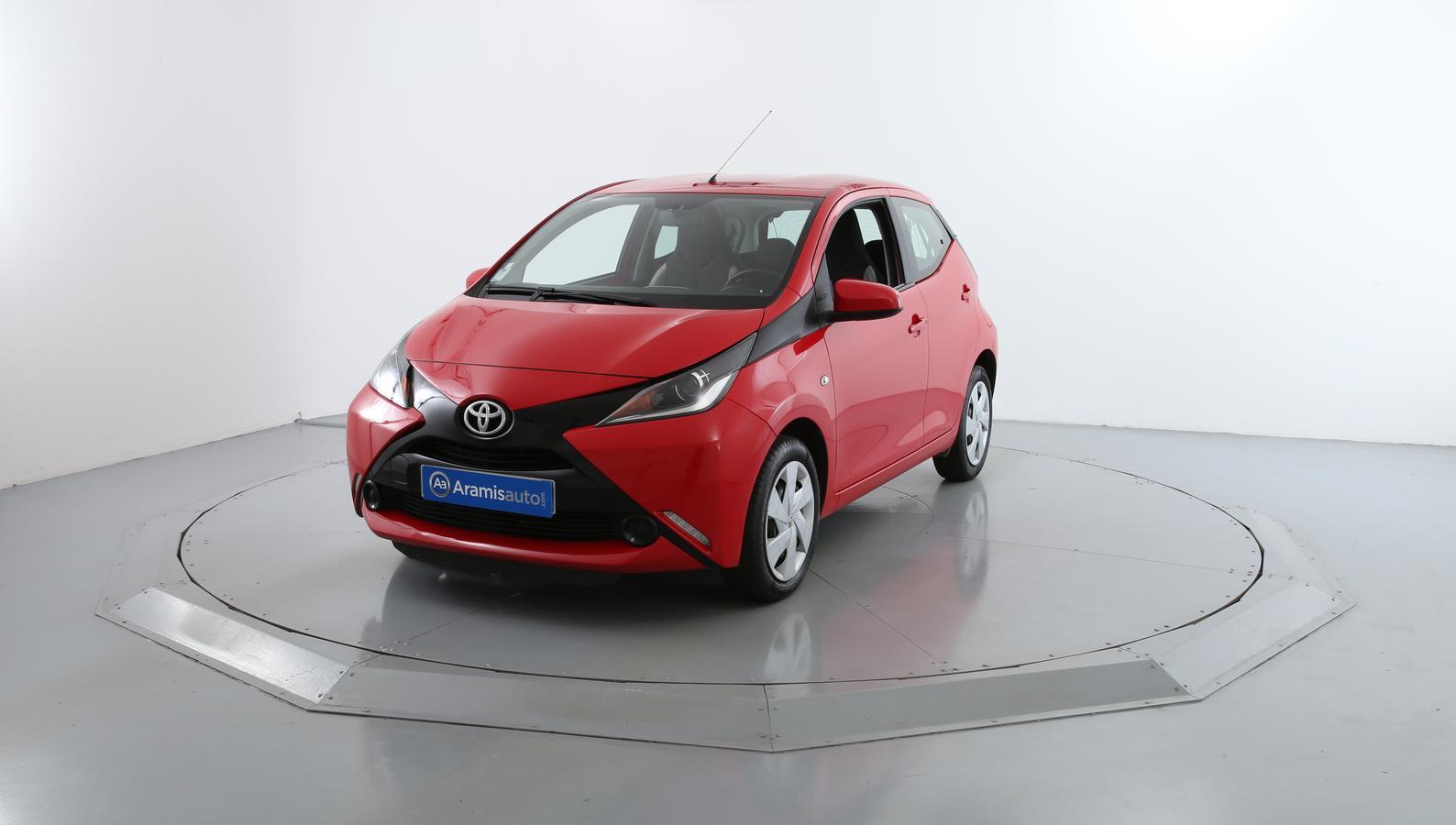 Toyota Aygo I