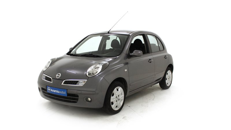 Nissan Micra Phase 1