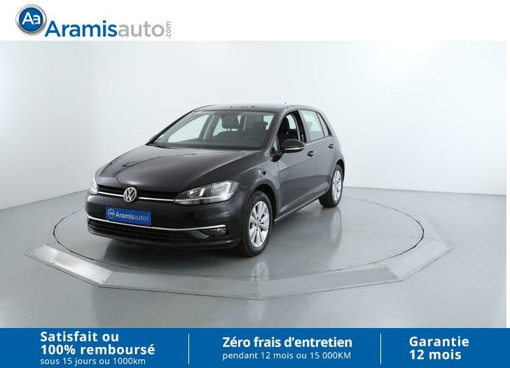 Volkswagen Golf Nouvelle Confortline +GPS Camera Suréquipée 18490 06250 Mougins