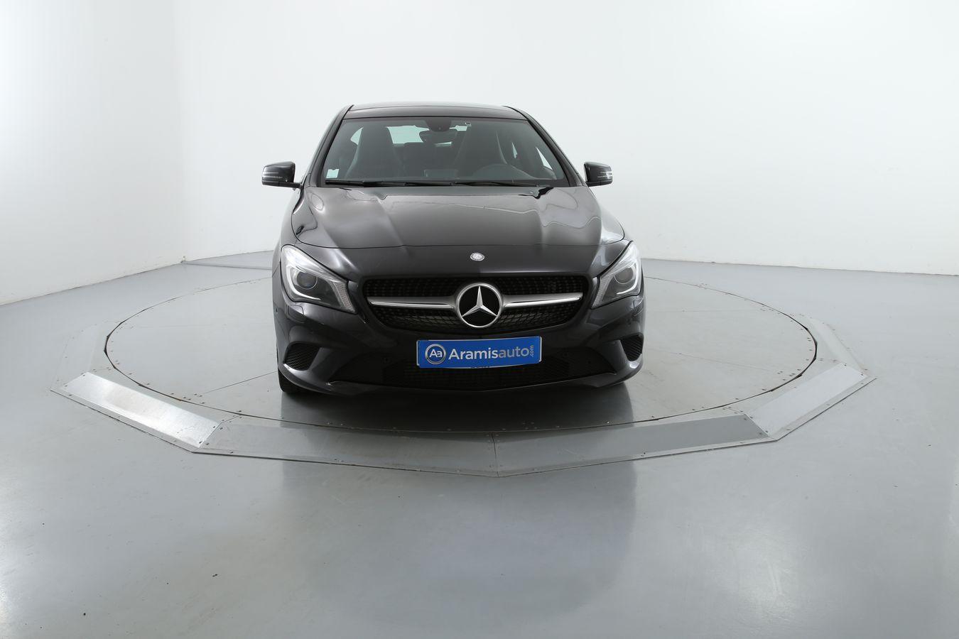 Mercedes CLA Nouveau