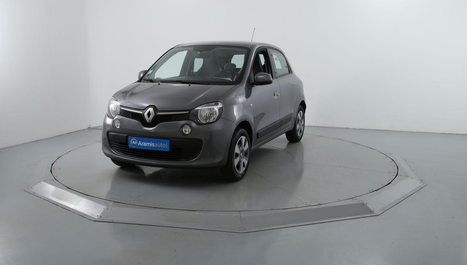 Renault Twingo Citadine Portes Essence SCe BVM - Citadine 5 portes