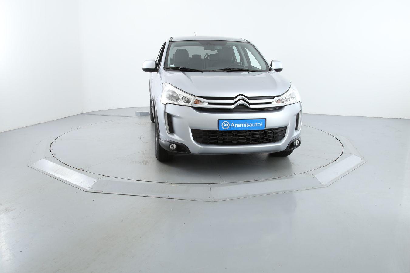 Citroën C4 Aircross