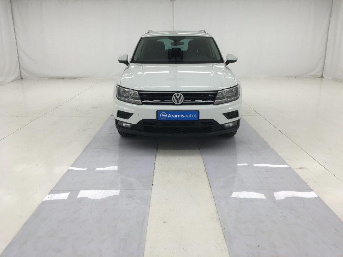 Volkswagen Tiguan Nouveau