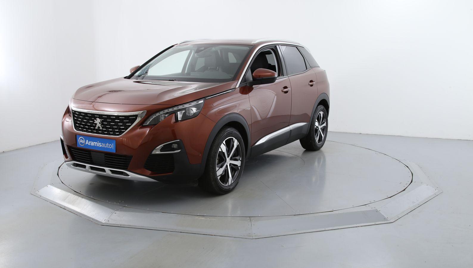 Peugeot 3008 Nouveau