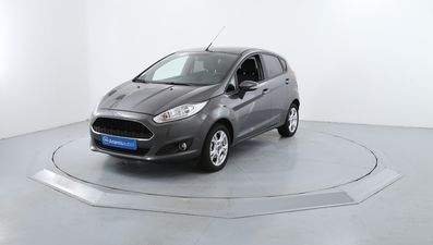 Ford Fiesta nouvelle