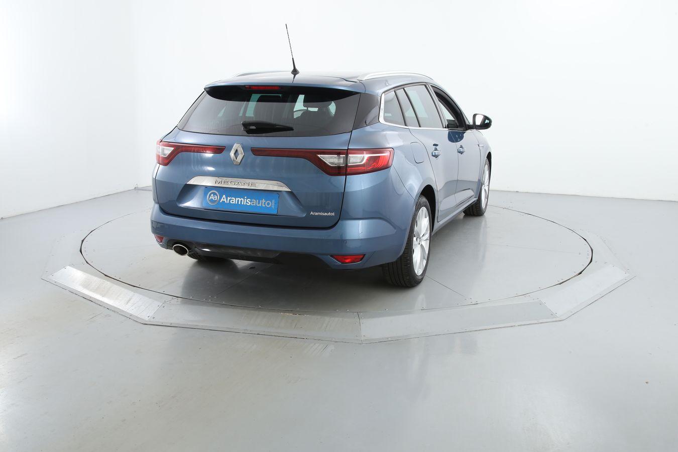 Renault Mégane 4 Estate