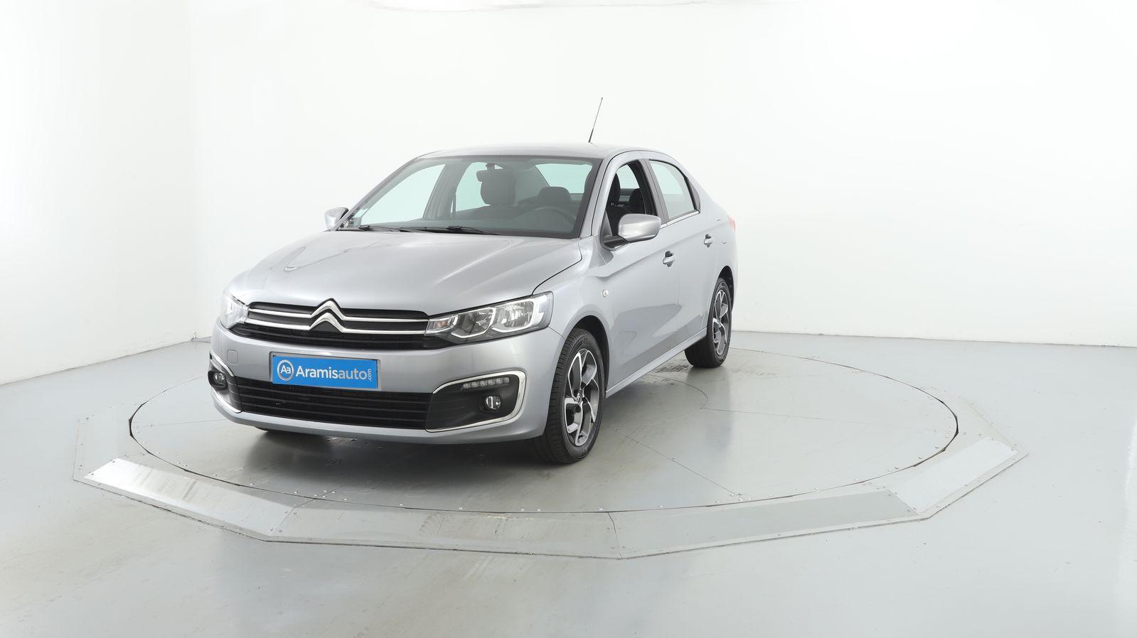 Citroën C-Elysée Nouvelle