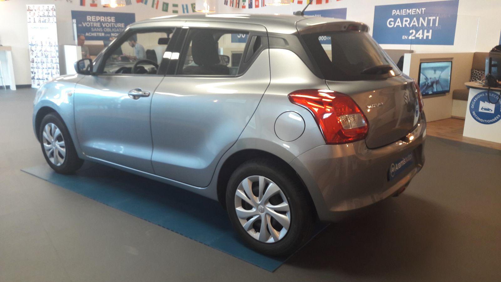 Suzuki Swift Nouvelle