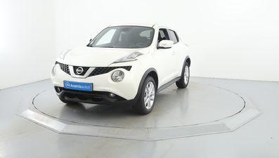 Nissan Juke Nouveau