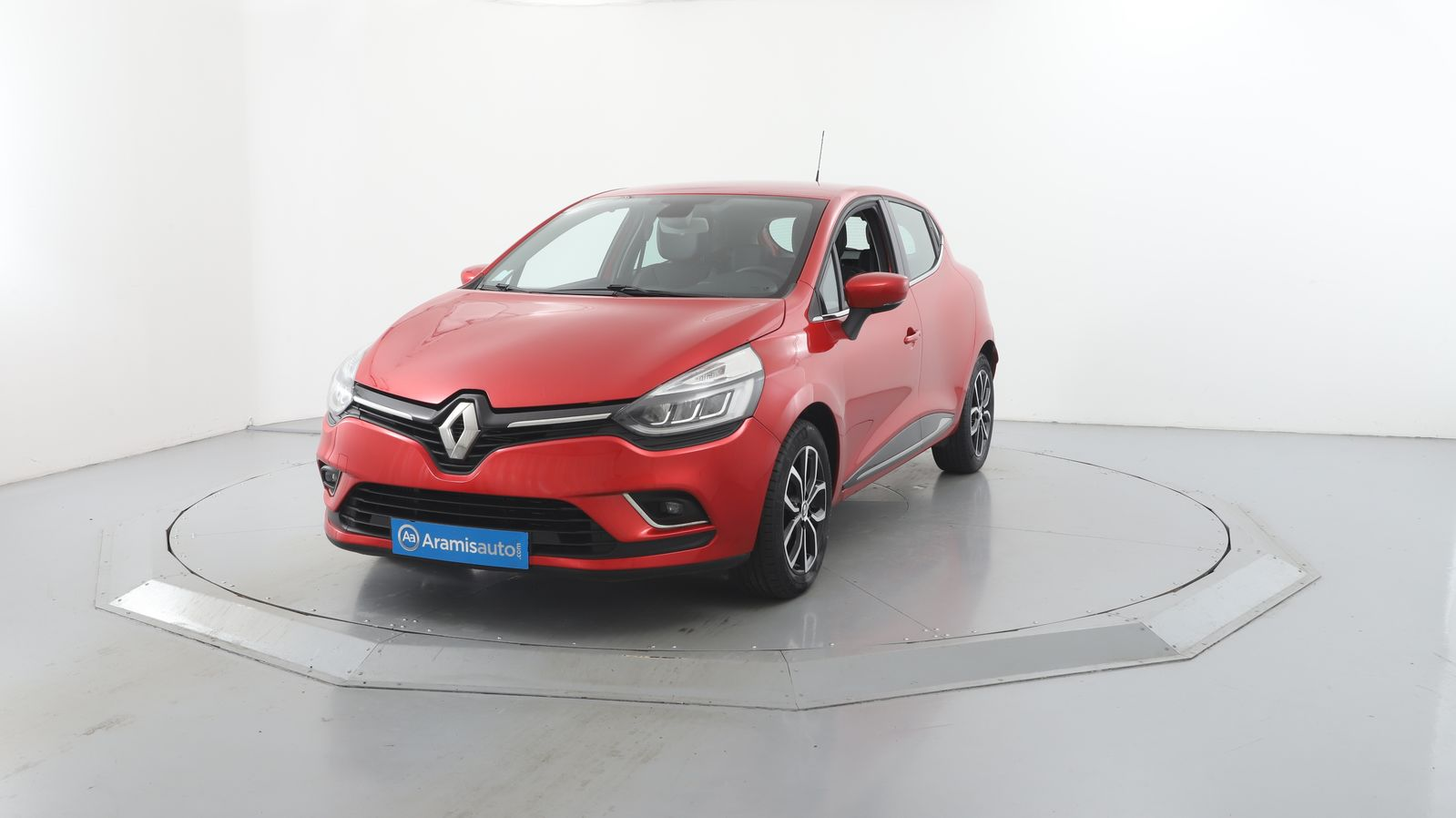 Renault Clio 4 Nouvelle