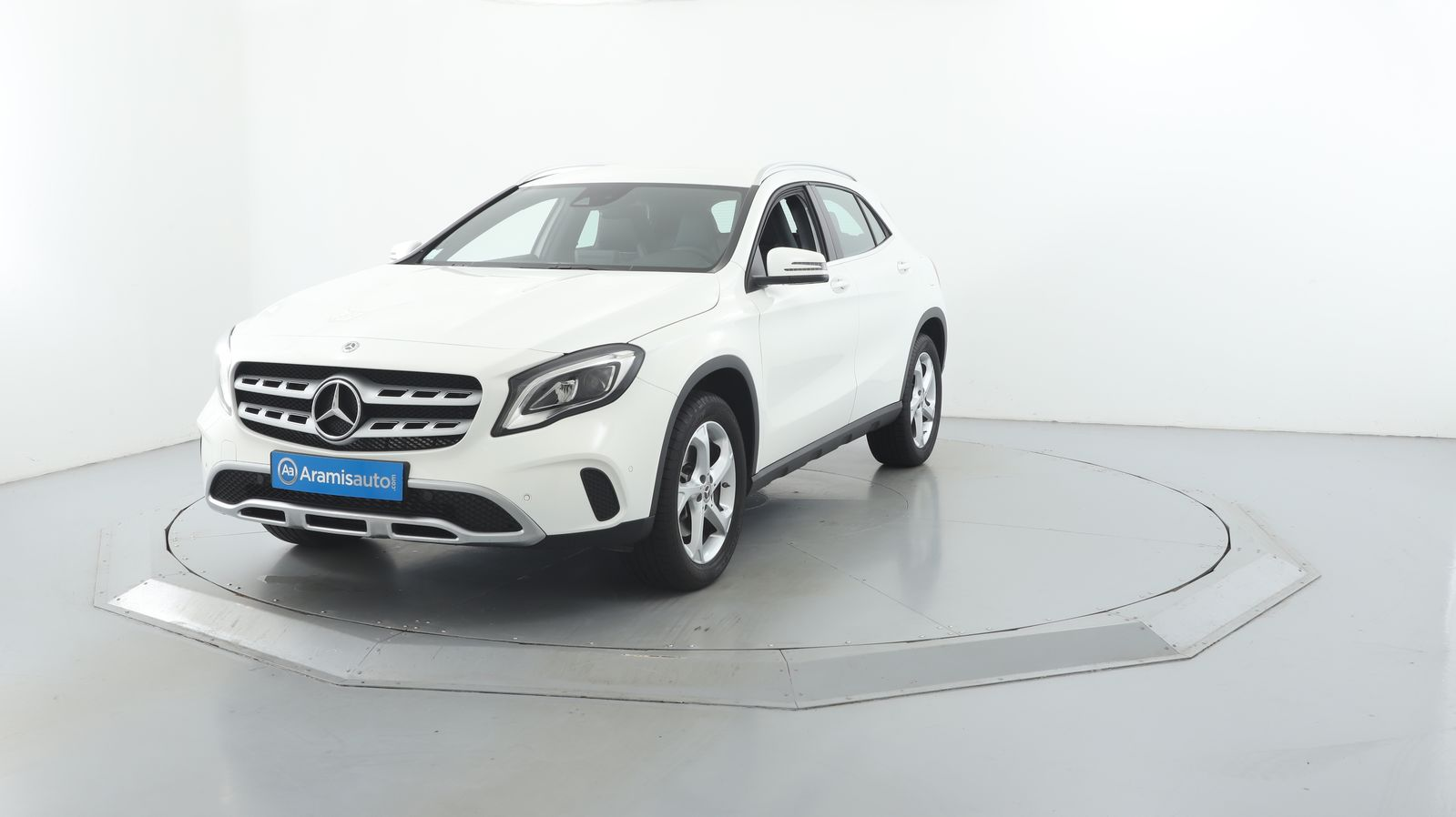 Mercedes GLA Nouveau