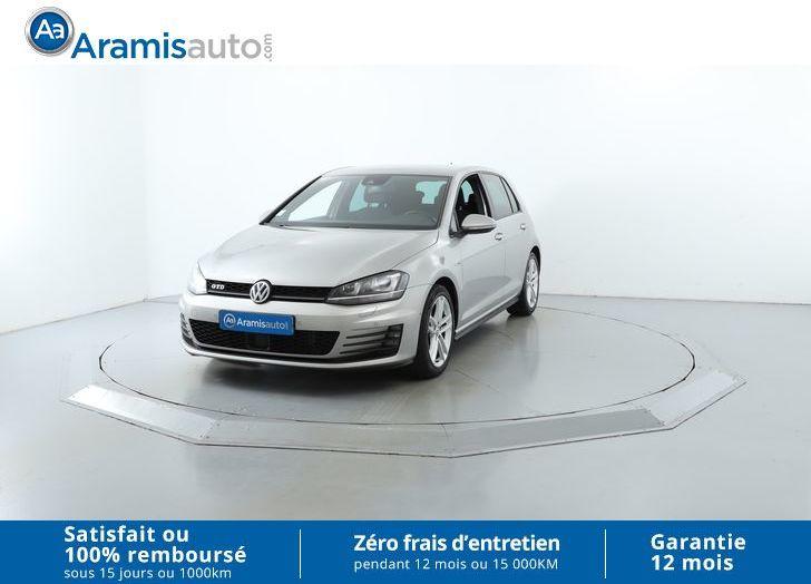 Volkswagen Golf Occasion A Montigny Le Bretonneux 78180 Annonces
