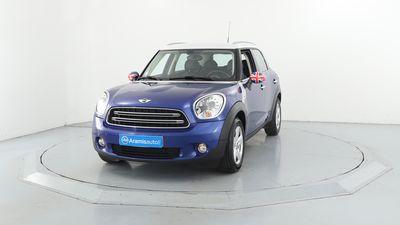 Achat Mini Countryman Neuve Et Occasion Aramisauto