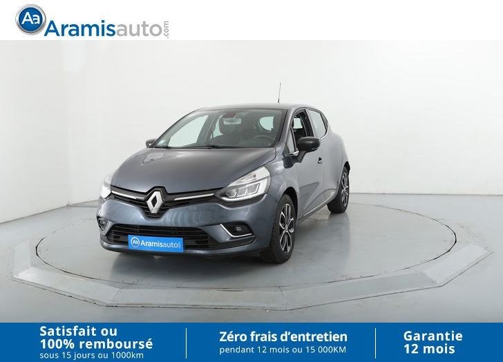 Voiture Renault Clio Iii Estate 0 9 Tce 90 Bvm5 Intens