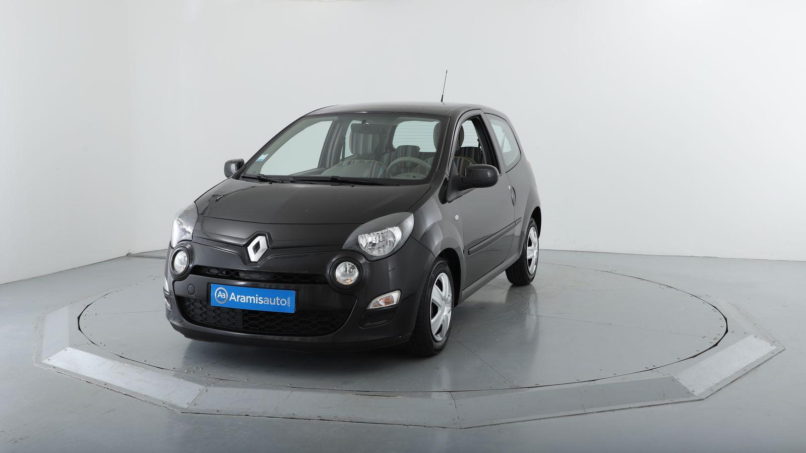 Renault Twingo 2 - Citadine - 3 portes - Essence - 1.2 75 BVM5 - Boîte  manuelle - Finition Limited - rv378486 - Aramisauto