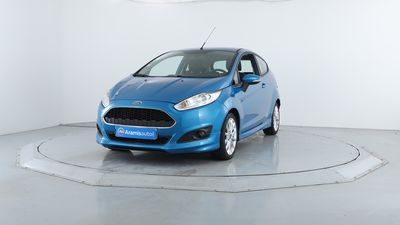 Ford Fiesta Produktion 2021
