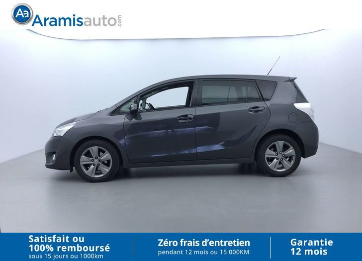 Verso 1.6 D4D 111 BVM6 Style occasion 51100 Reims