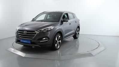 Hyundai Tucson Nouveau