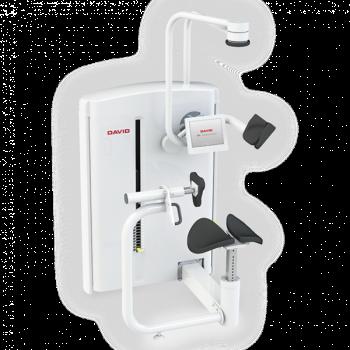 aparat G140 Cervical Extension / Lateral Flexion