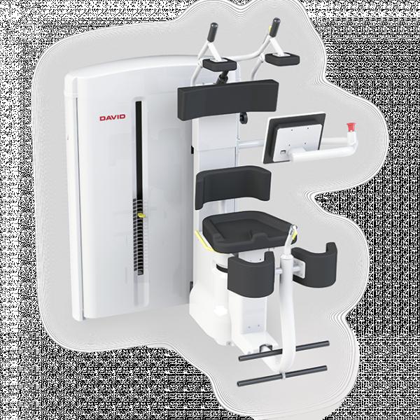 aparat G120 Lumbar/Thoracic Rotation