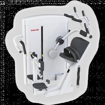 aparat G130 David Lumbar/Thoracic Flexion
