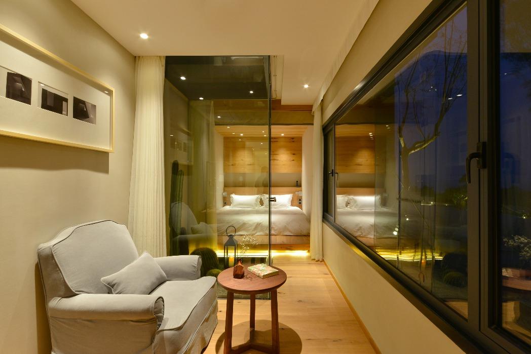 Nashare Hotel by C+ Architects, Naza design studio