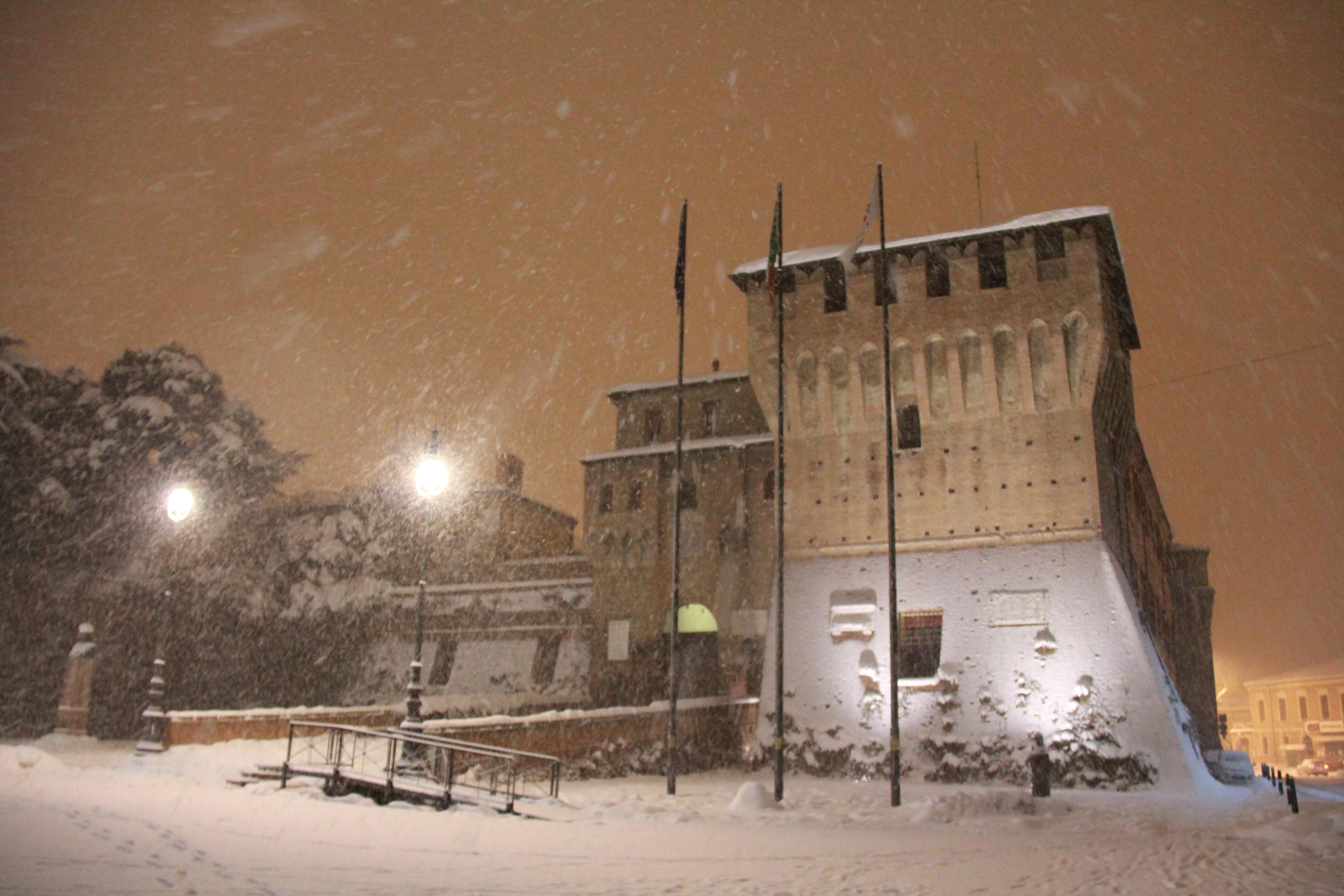 Rocca Estense di Lugo (RA)