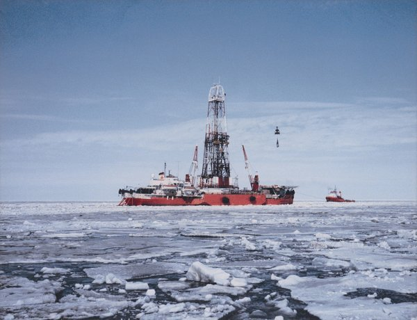 Shell in Chukchi
