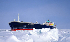 Russian Tanker - Arctic - Sovcomflot