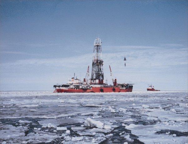 Shell in Chukchi