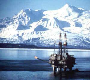Oil Drilling in Alaska