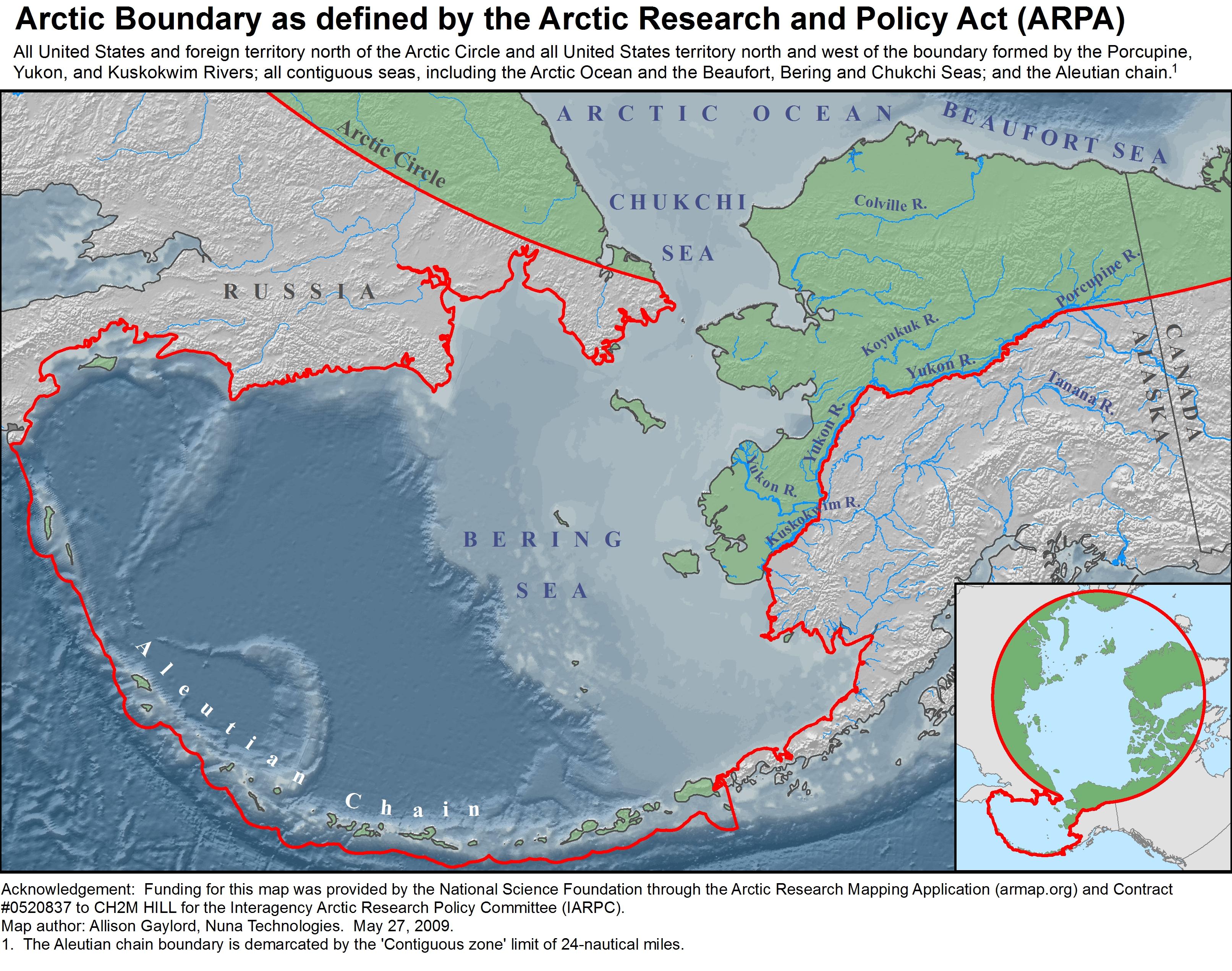 Arcticgov  Maps - Map of us including alaska