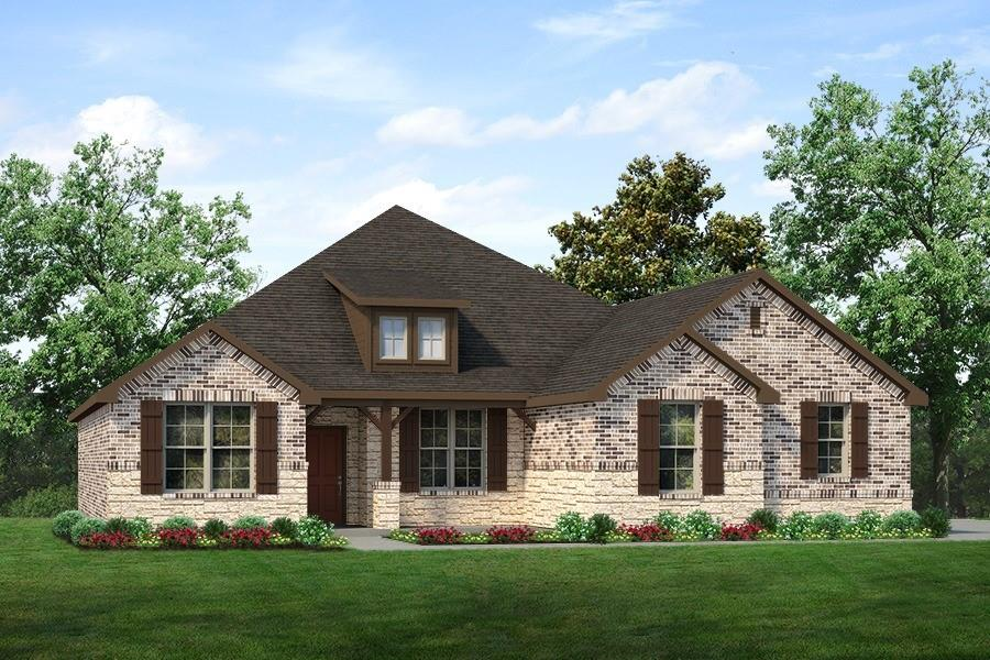 Lot 10 Flagstone Drive, Weatherford, Texas 76085 - Acquisto Real Estate best frisco realtor Amy Gasperini 1031 exchange expert