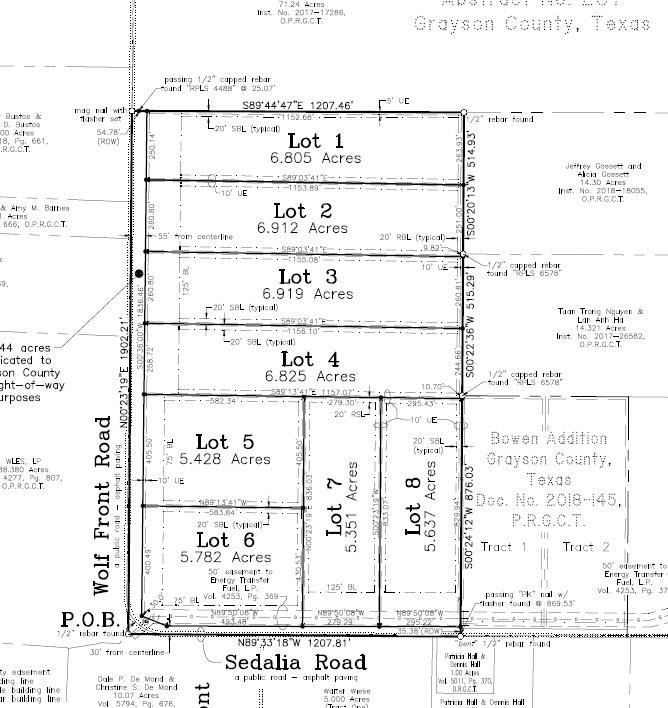 0006 Wolf Front Road, Van Alstyne, Texas 75495 - acquisto real estate best the colony realtor linda miller the bridges real estate