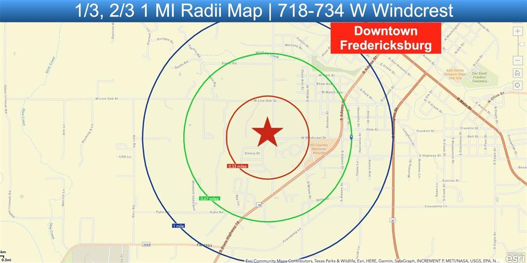 718 Windcrest  Street, Fredericksburg, Texas 78624 - acquisto real estate best plano real estate agent mike shepherd