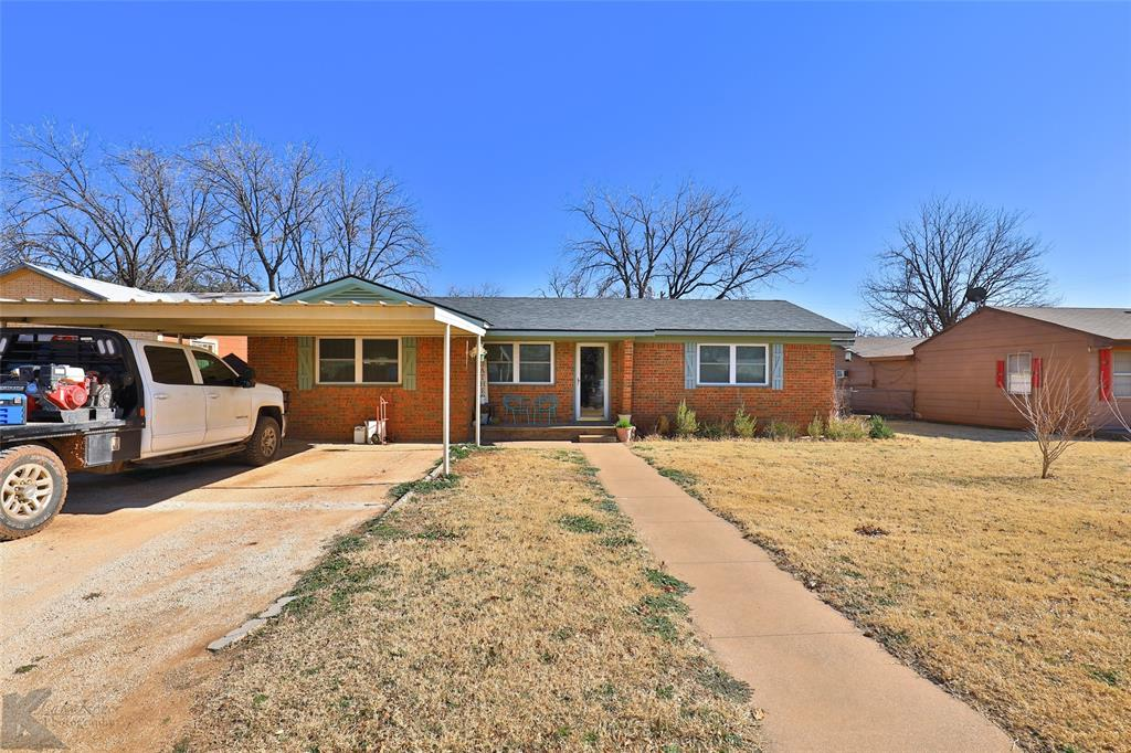 1102 Avenue K Haskell, Texas 79521 - Acquisto Real Estate best plano realtor mike Shepherd home owners association expert