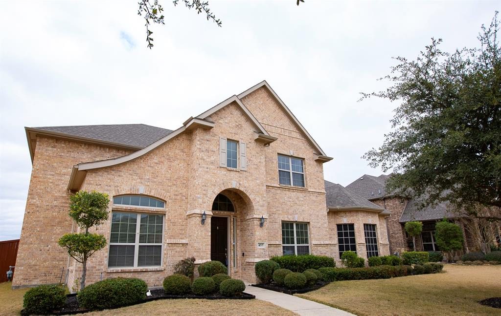 457 Rockshire Drive, Sunnyvale, Texas 75182 - acquisto real estate best allen realtor kim miller hunters creek expert
